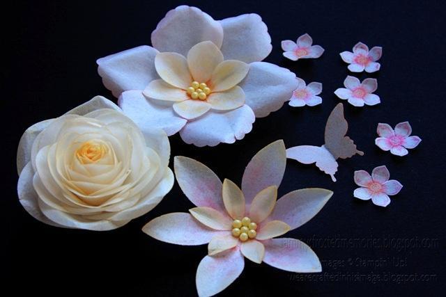 Wafer Paper Flowers - Bluprint Member Project