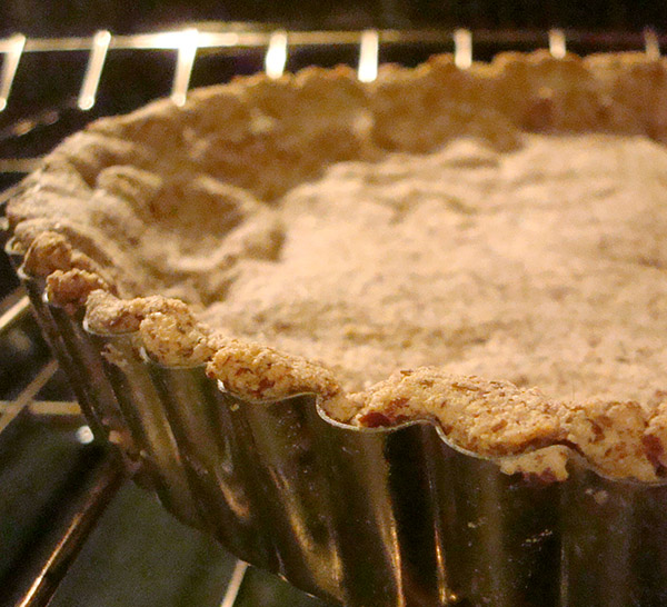 Baking a Gluten-Free Tart Crust