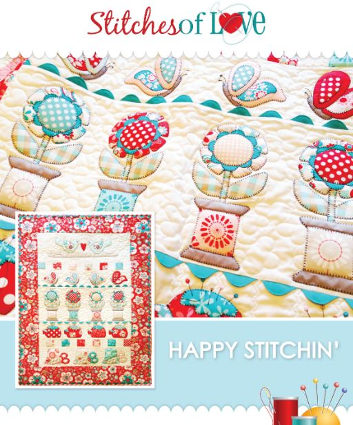 Happy Stitchin Pattern