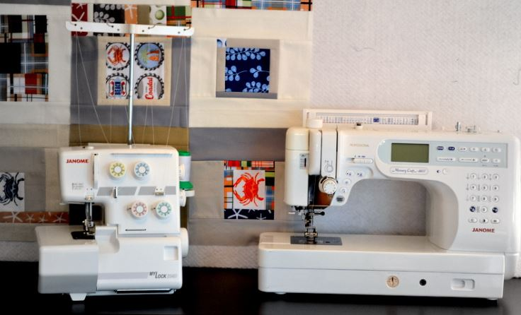 Two Types of Sergers