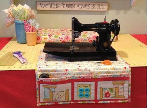 Sewing Machine Mat Pattern