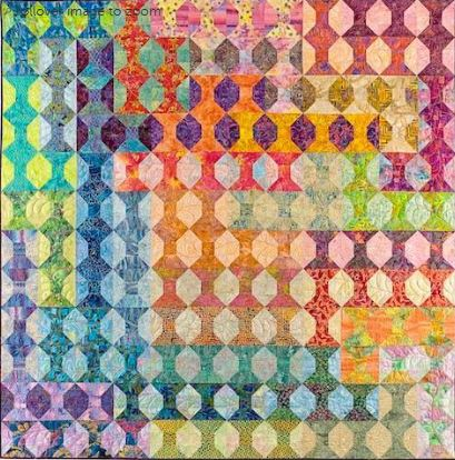 Sparkling Spools Quilt Pattern