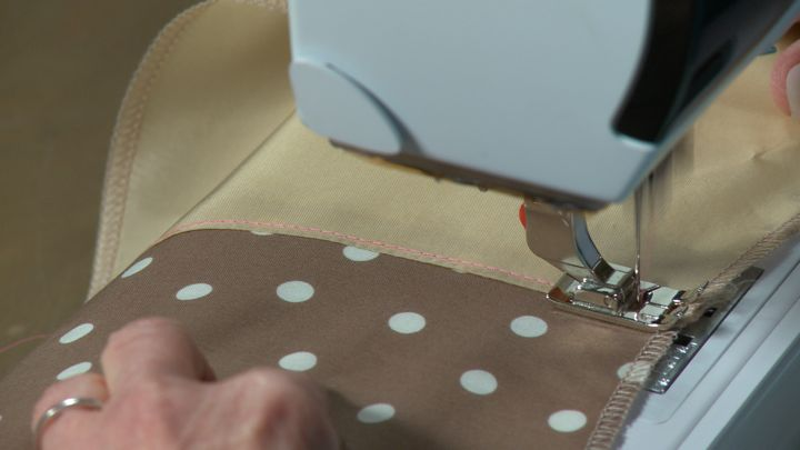 Techniques for Sewing: Sewing on a Machine