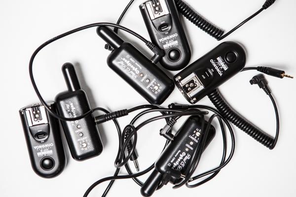 Wireless Flash Transmitters
