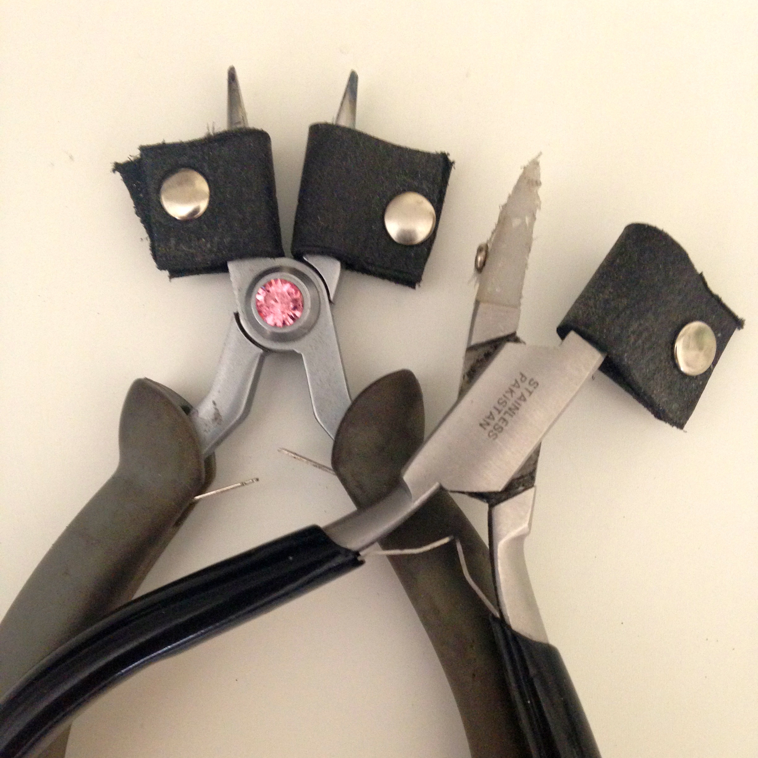 Nylon Tipped Pliers