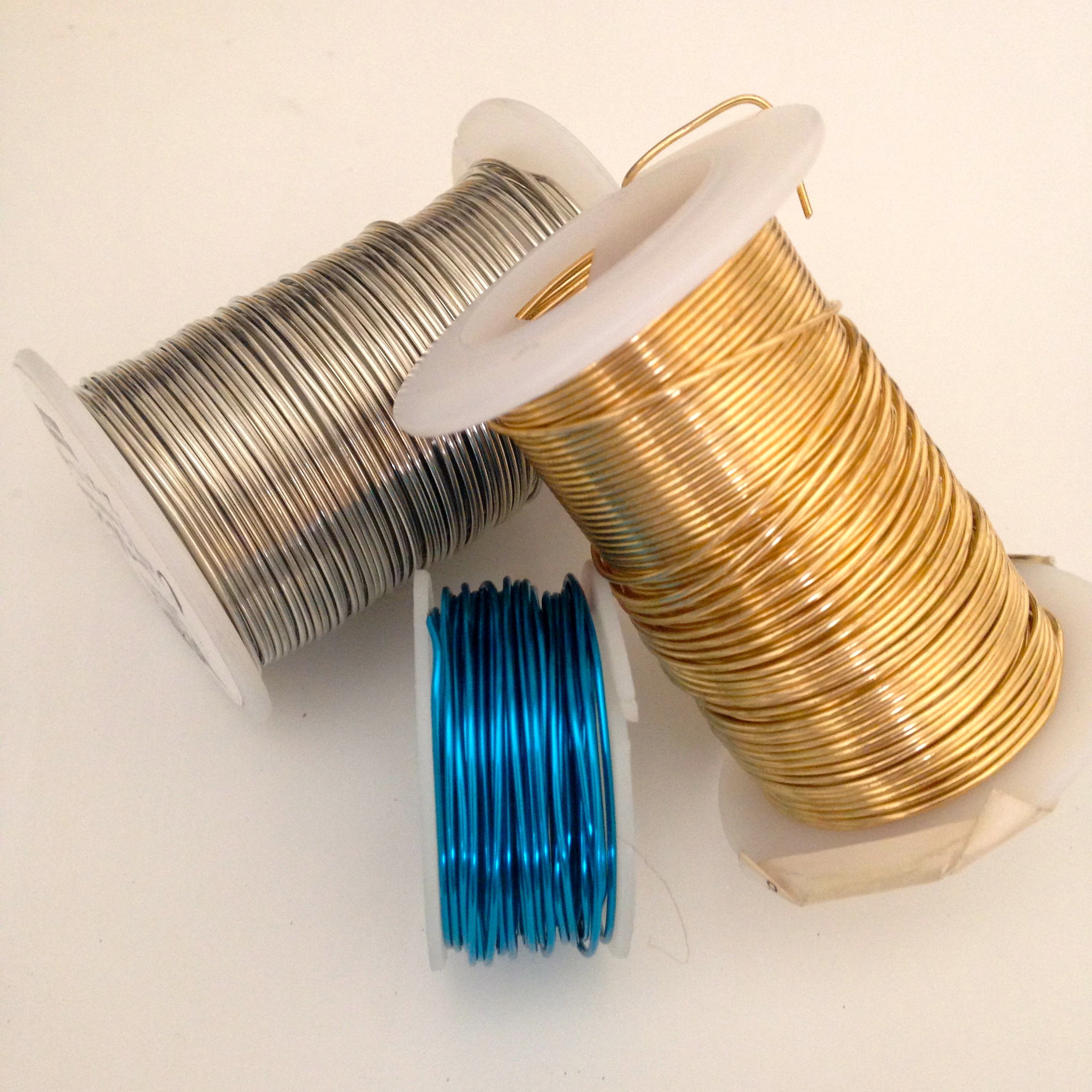 Metal Wire for Jewelry Making