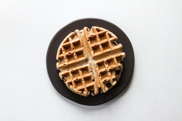 Gluten-Free Waffle Recipe on Craftsy!