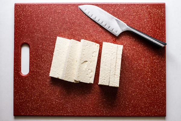 Slicing Tofu
