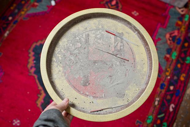 Precious Metal Clay Dust