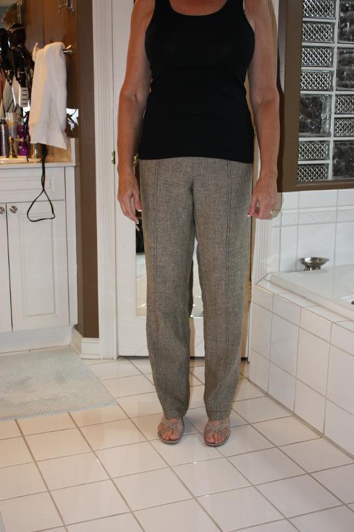 New Linen Pants