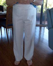 Muslin Pants Measuring