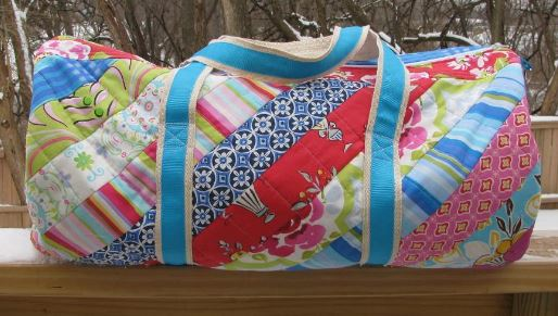 Brooksider Duffle Bag