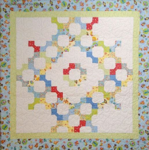Charming Bow Ties Quilt Pattern