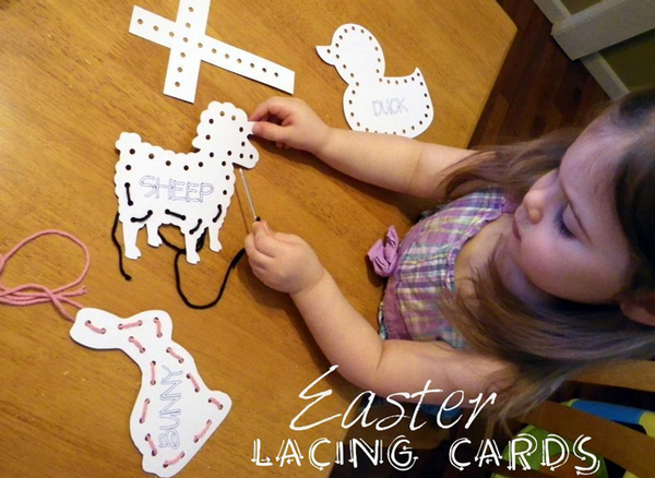 Free Easter Card Design on Bluprint.com