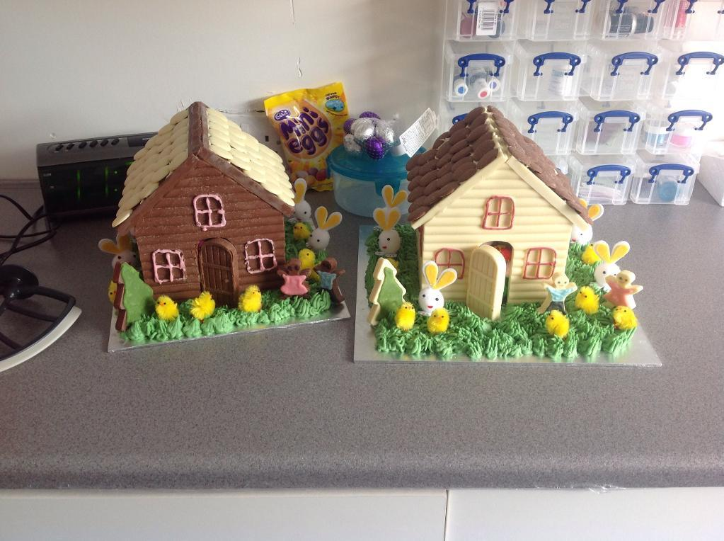 Chocolate Houses