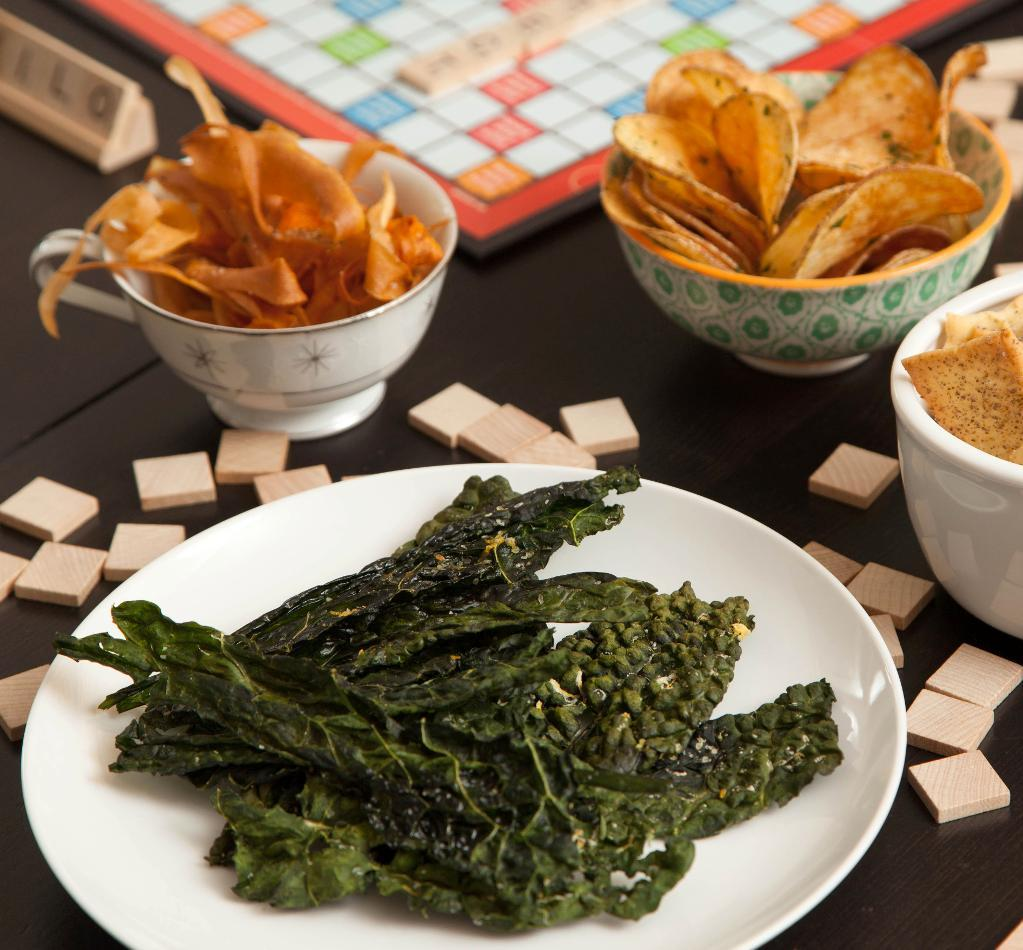 Homemade Chips to Fuel Game Night on Bluprint.com