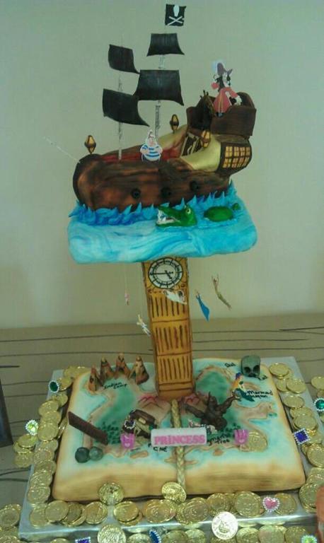 Peter Pan Cake Separator