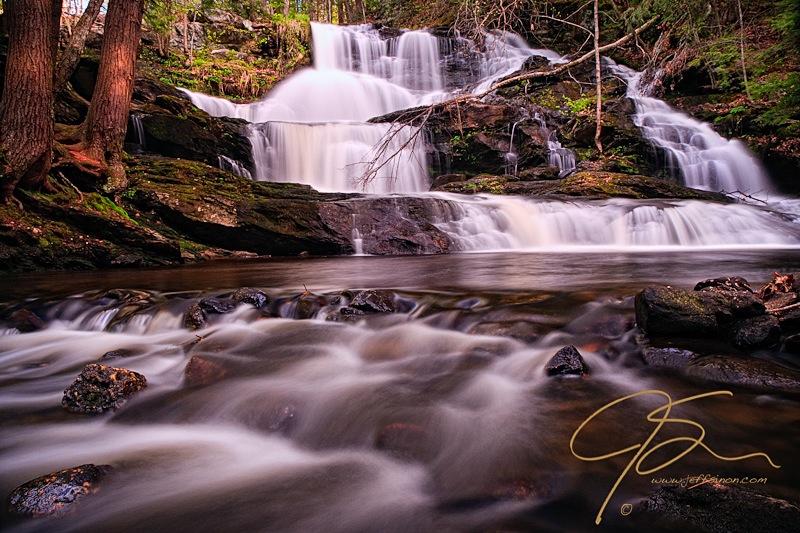 Photo of Luminous Waterfall - Craftsy.com