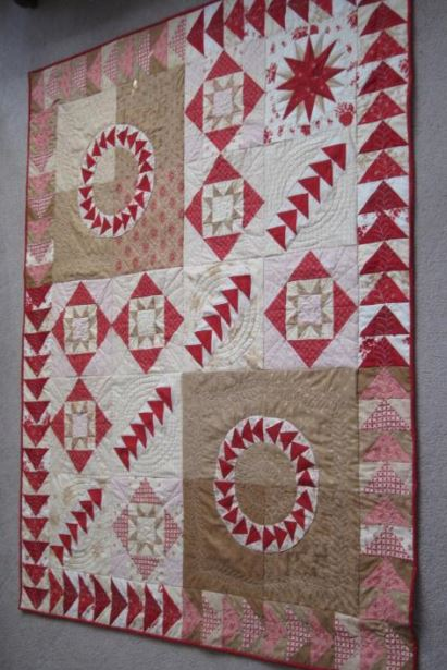 Gaggle of Geese Quilt