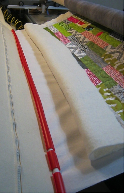 Batting Backing for Longarm Quilting