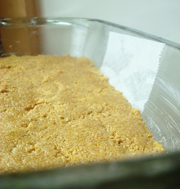 Making Cookie Bars