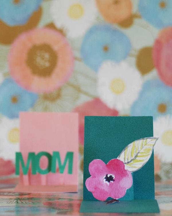 Handmade Pop-Out Cards