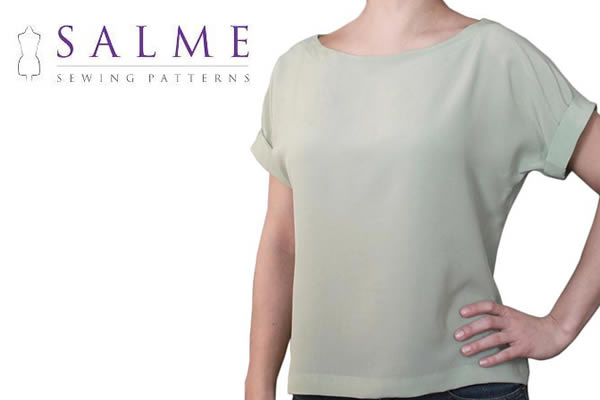 Salme Sewing Pattern