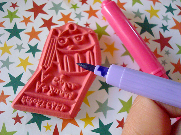 How to Stamp Cookies