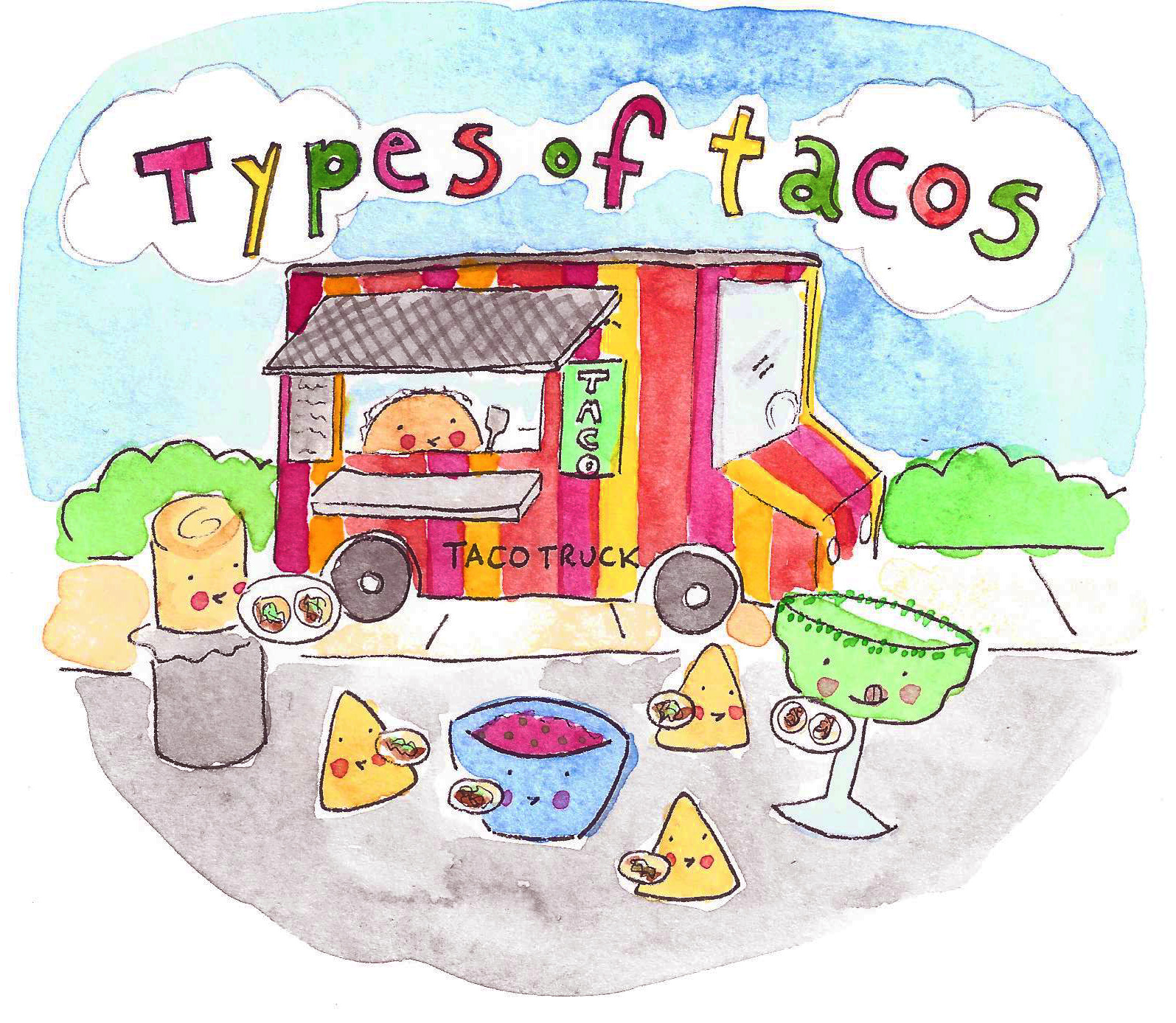 Different Types of Tacos on Bluprint.com