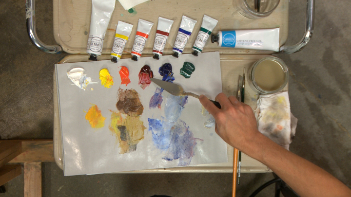 Color Theory in Painting: A Palette of Colors