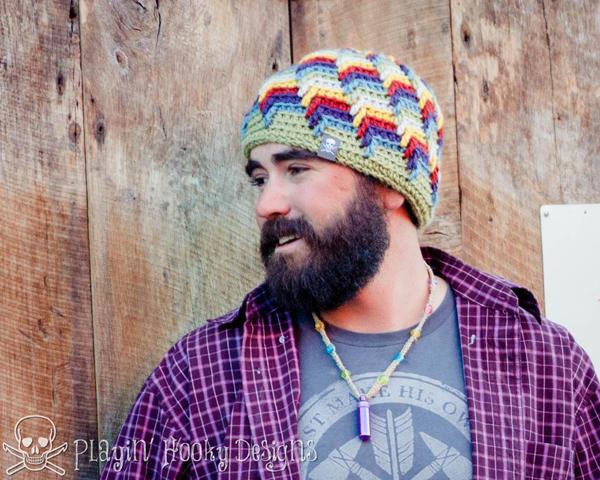 Crochet the Offshore Beanie