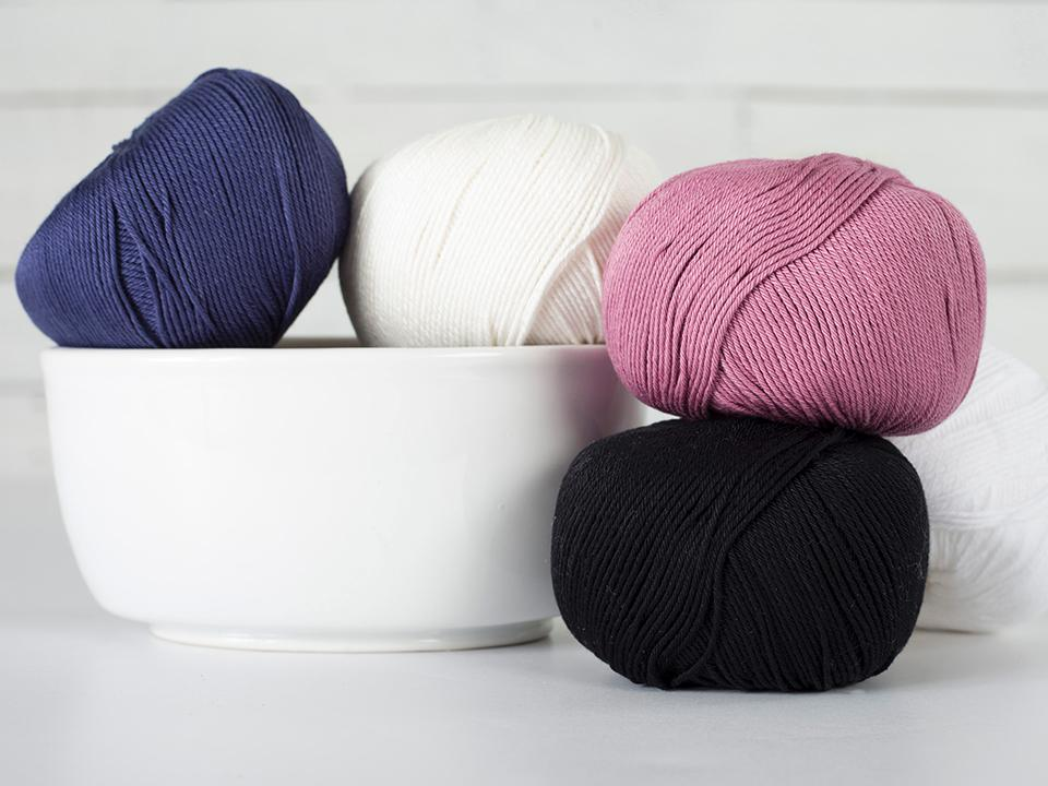 Rowan Siena cotton yarn