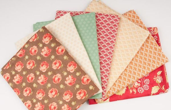 Moda 1 Yard Honeysweet Quilting Fabric on Bluprint!