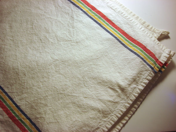 Plain Tea Towels