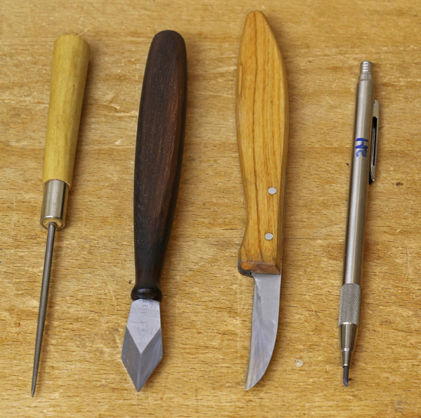 marking tools for woodworking