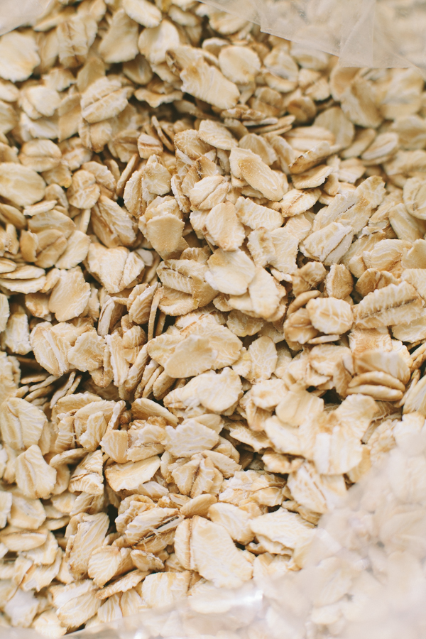 Old-fashioned Rolled Oats