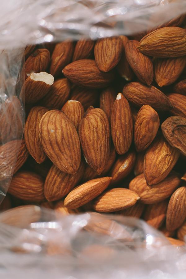 Whole, Raw Almonds