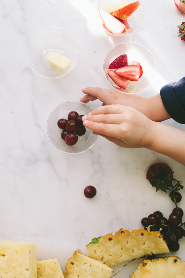 Fresh Frozen Fruit, Perfect Summertime Treats