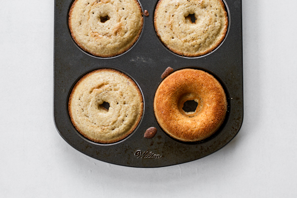 Removing Doughnuts From the Pan