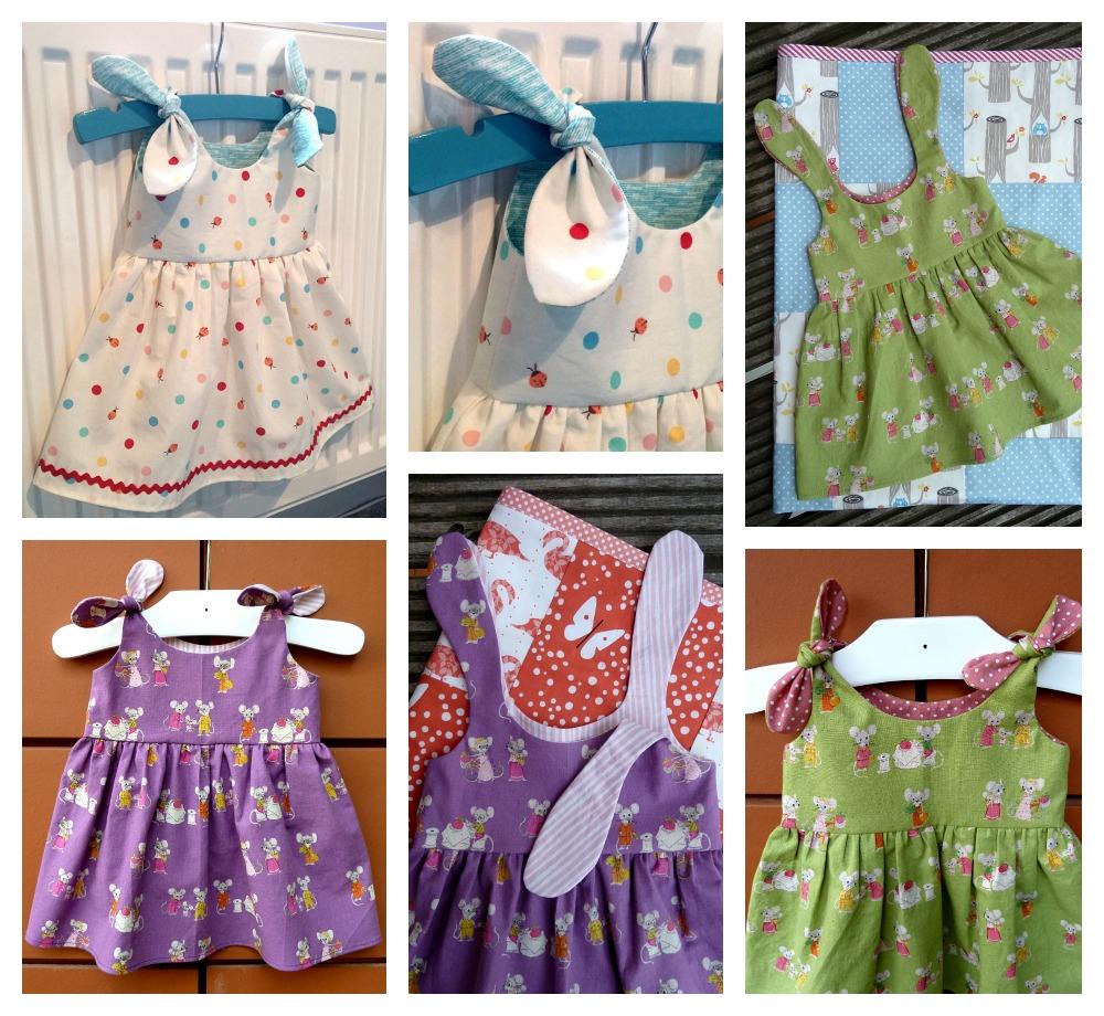 Itty Bitty Baby Dress Patterns on Craftsy!