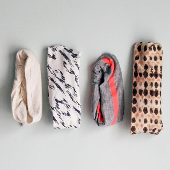 Stretch Knit Headband Pattern