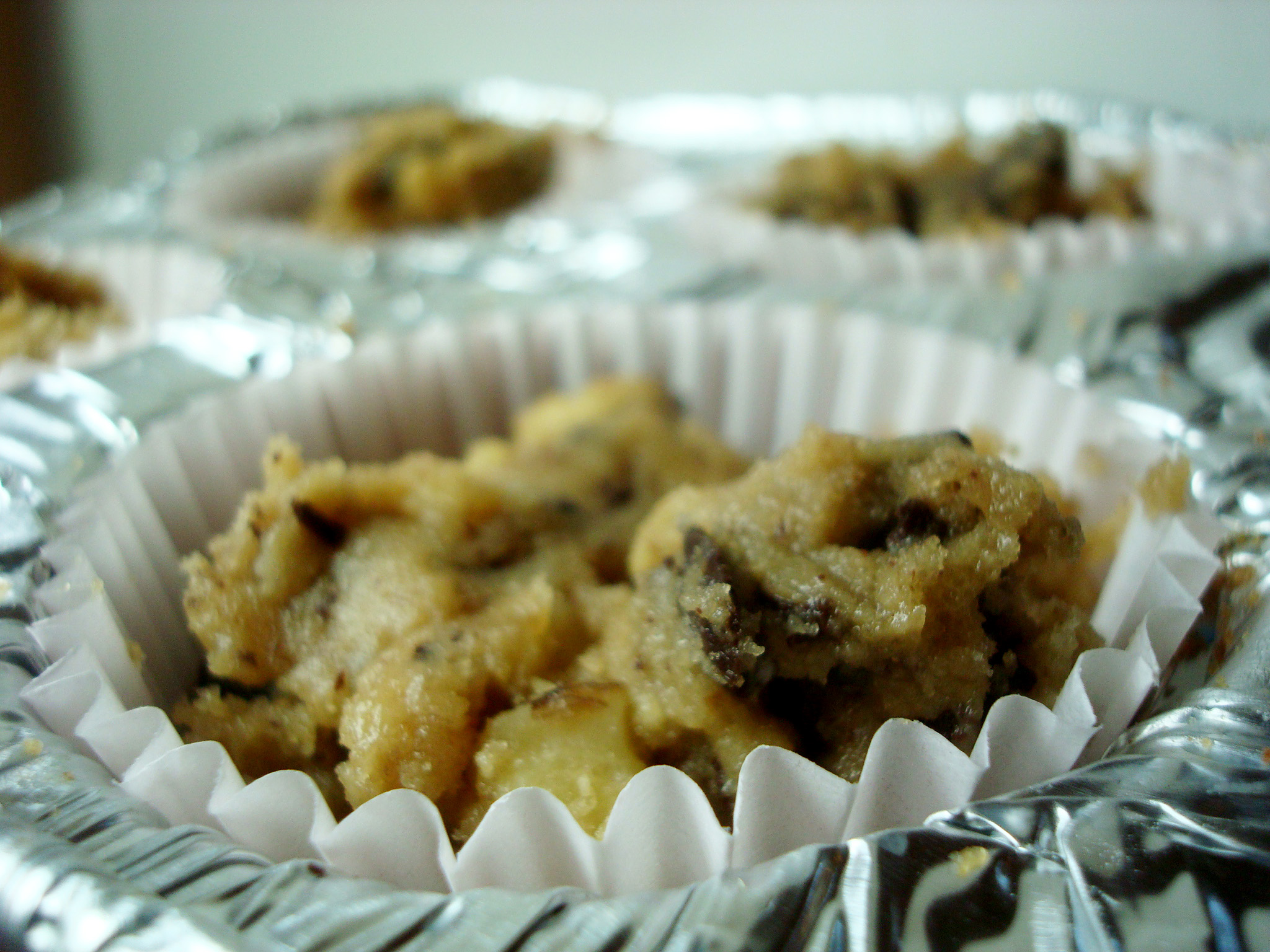 Our cups runneth over...with cookie dough