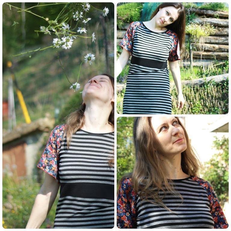 Mom's Raglan Dress Pattern - Free Sewing Pattern on Bluprint