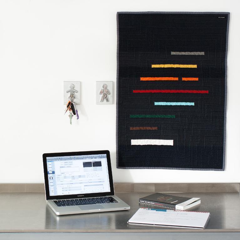 Caro Sheridan's WebForm mini quilt