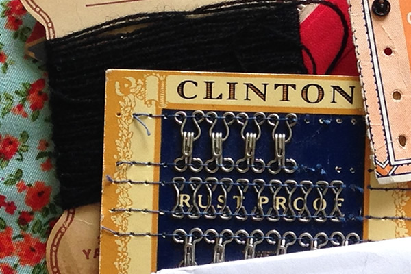 Clinton Sewing Hooks