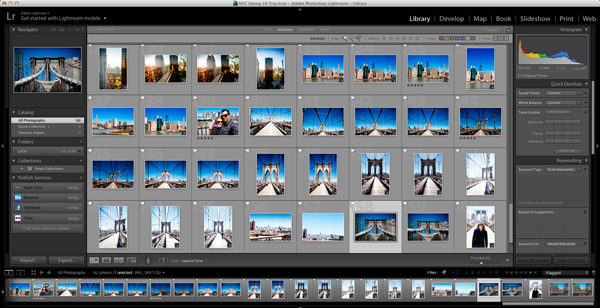 Lightroom: Library Module