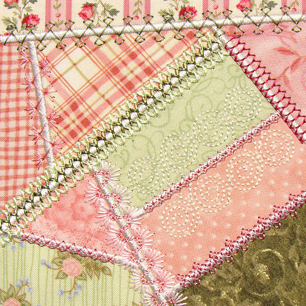 Simply Crazy Series 1 part 4 block 15 by Molly Mine