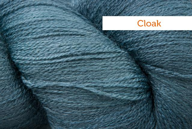 Miss Babs wild silk cloak yarn