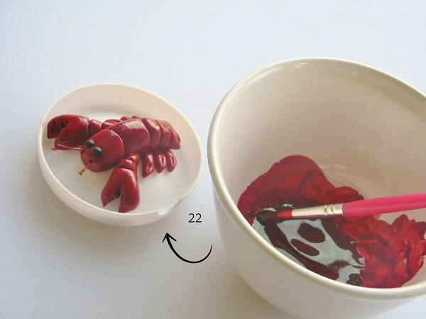 Lobster tutorial step 6