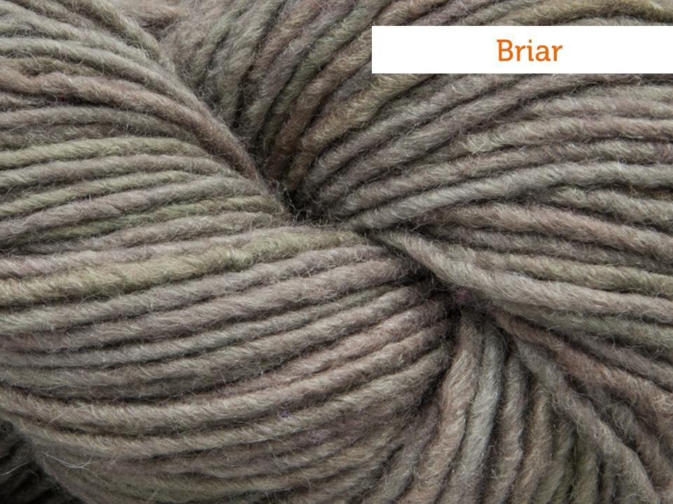 Manos del Uruguay briar yarn